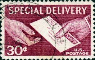 image of postage stamp