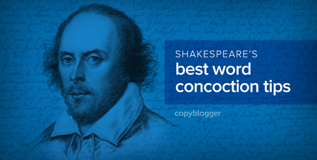 Shakespeare's best word concoction tips