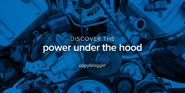 discover the power under the hood