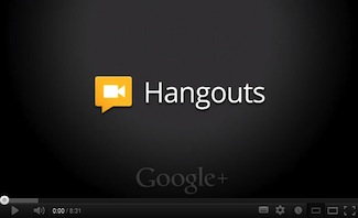 Image of Google Hangouts Player