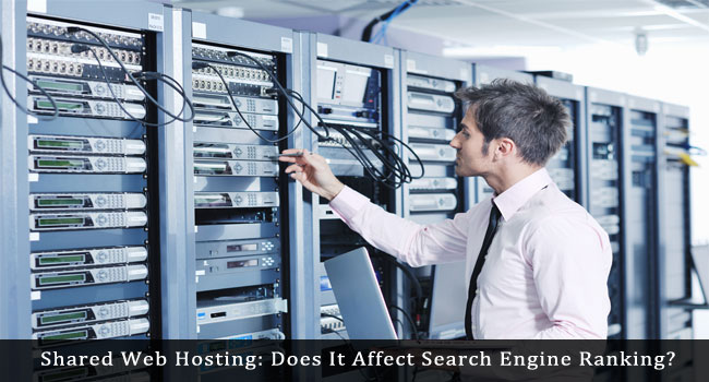 Shared Hosting Web
