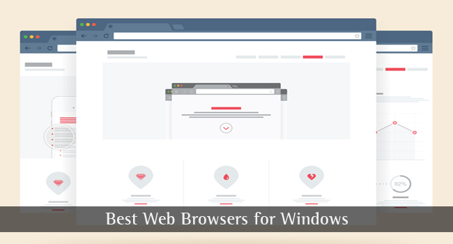 Migliori browser web per Windows