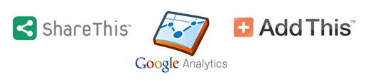 google analytics social tracking
