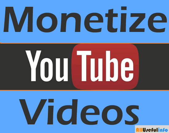Monetizzare i video di YouTube