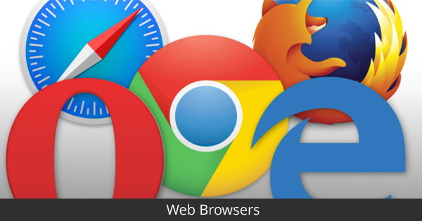browser Web più diffusi