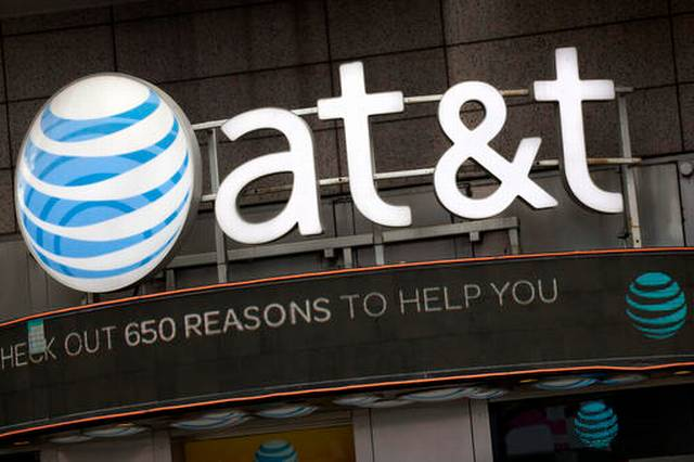 Time Warner AT & T