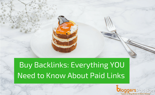 acquistare backlinks