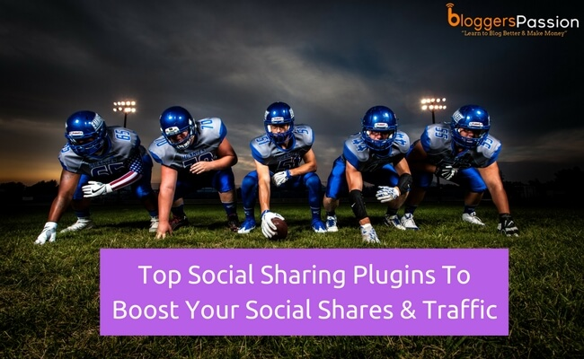 Vai su WordPress Plugin Social sharing