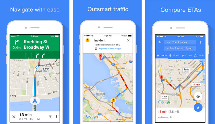 google maps è un app essenziale per iPhone